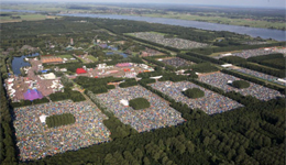 Evenemententerrein Walibi Holland